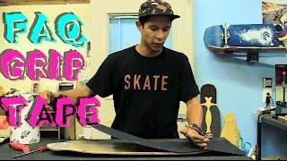 FAQ | How to grip a board