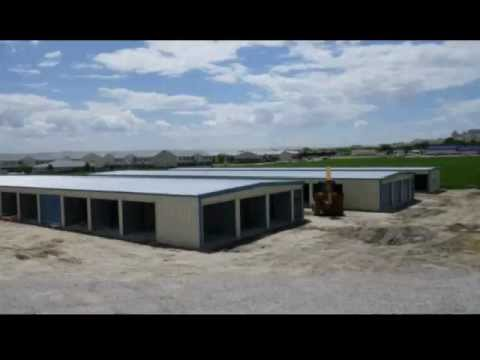Mini-storage builders - Green Steel Buildings - Kearney, Nebraska