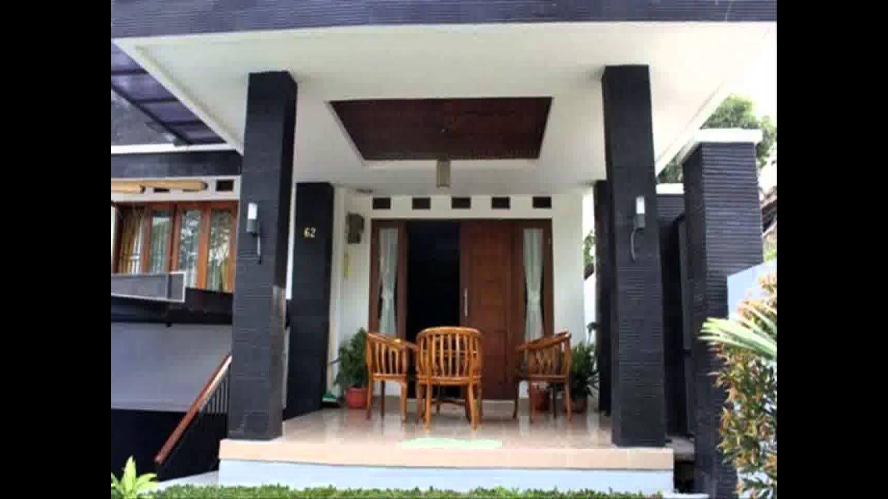 Desain Rumah Minimalis Lebar 4 Meter Yg Sedang Trend Saat Ini