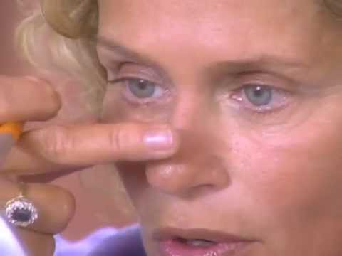Lauren Hutton Make Up Tips!