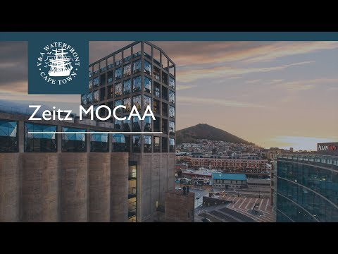 Zeitz MOCAA  at the V&A Waterfront | Opening Soon