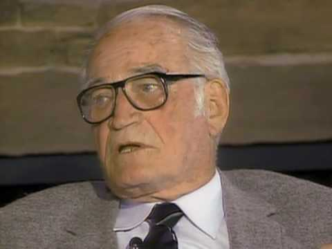 Bill Buckley interviews Barry Goldwater