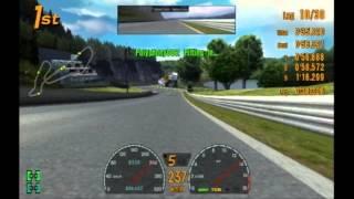 GRAN TURISMO-3 A'SPEC FORMULA GT 10 RACE EVENT PART-1 MIDFIELD FULL RACE !!