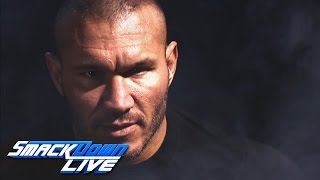 Randy Orton delivers a serpentine blow to Sister Abigail & Bray Wyatt: SmackDown LIVE, Mar. 28, 2017