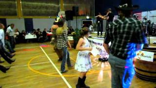 SOIREE COUNTRY AVEC LE CHEVAL DE FER SAMEDI 21 MAI 2011
