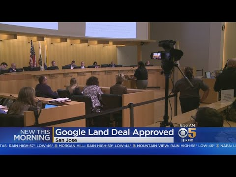 San Jose Approves Google Downtown Land Deal Amid Protests