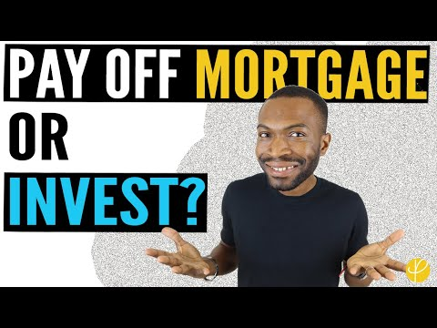 Should You PAY Off MORTGAGE Early vs INVEST? or BOTH? | UK