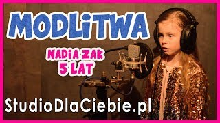 Modlitwa (cover by Nadia Żak) #1386