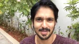 Nakkhul Jaidev Telling about his Movie Release with Team