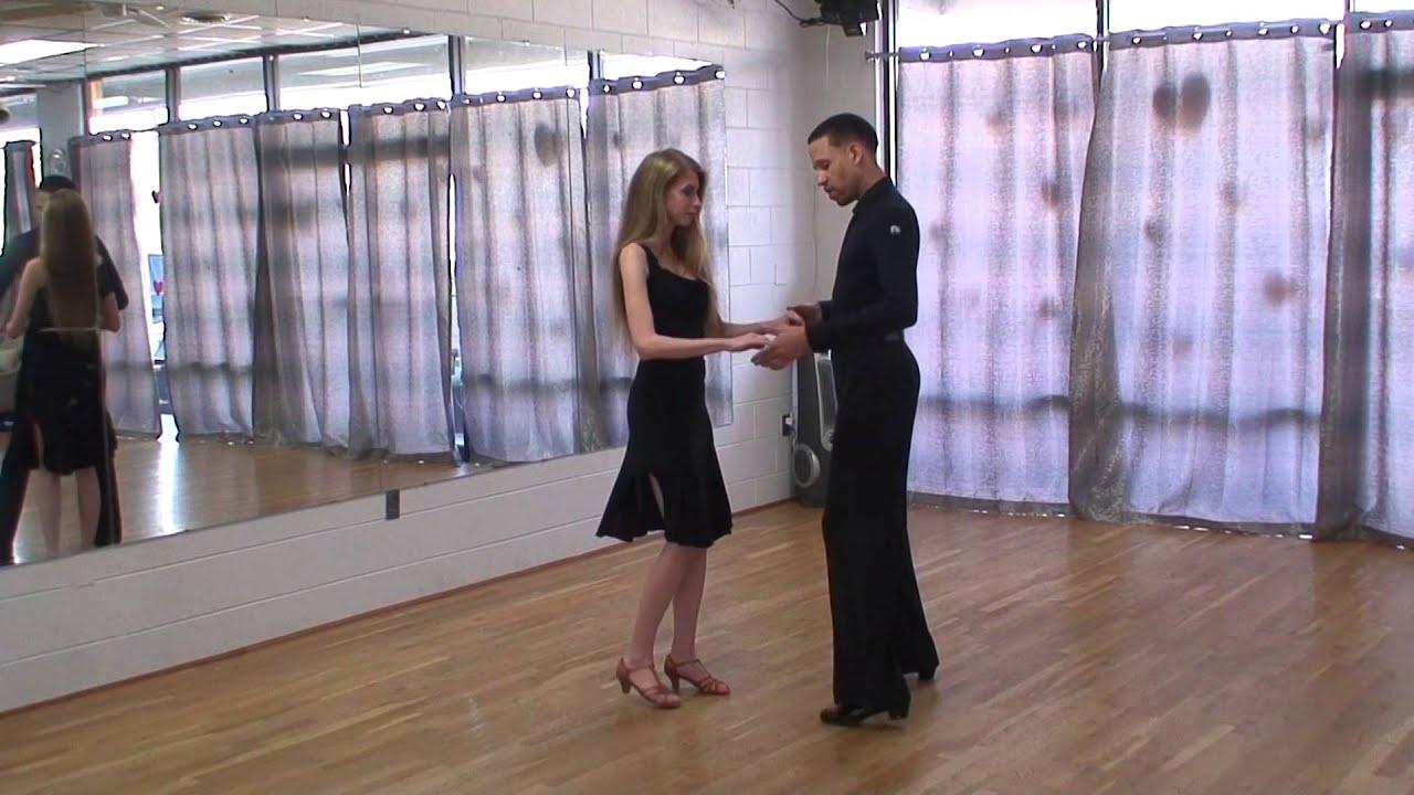Savannah How Learn To Salsa Dance Part 1