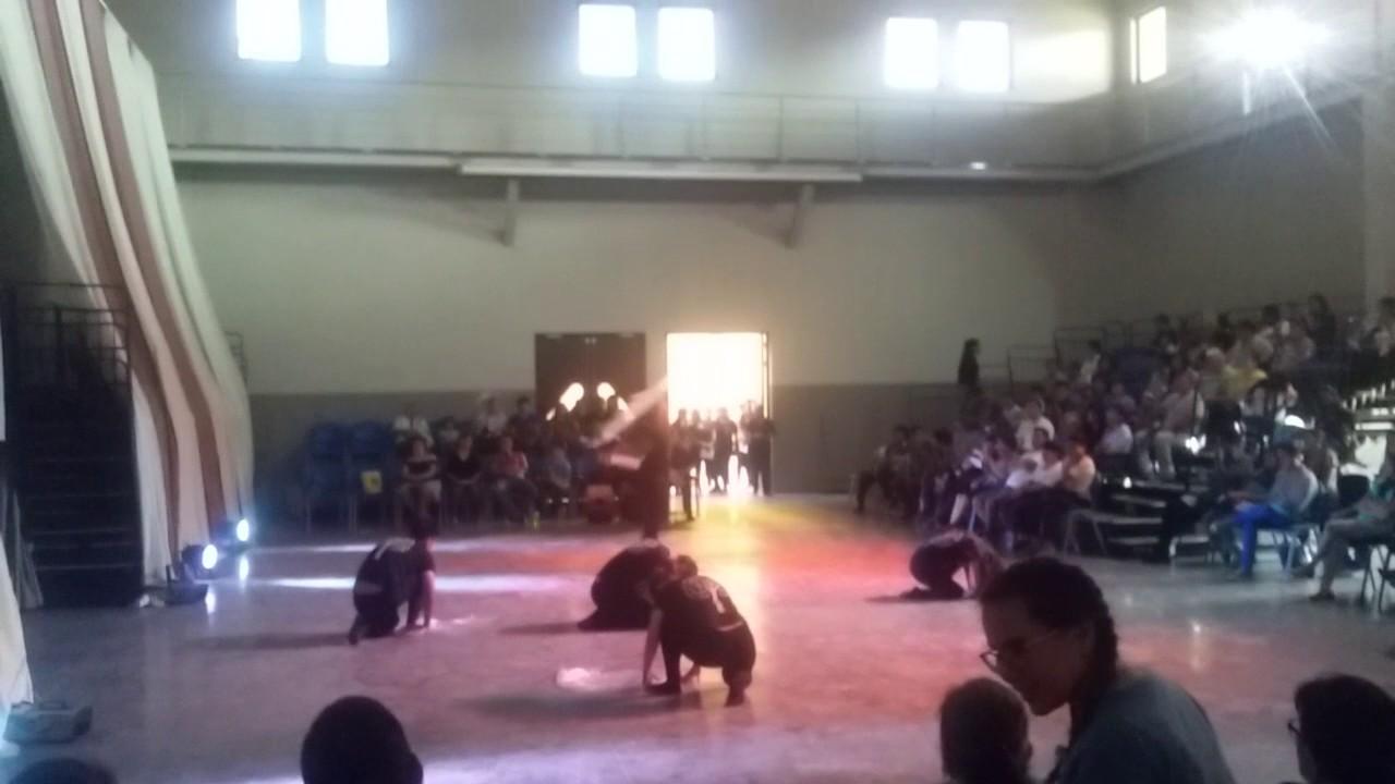 Aprestamiento corporal CUF SAN MARCOS - YouTube