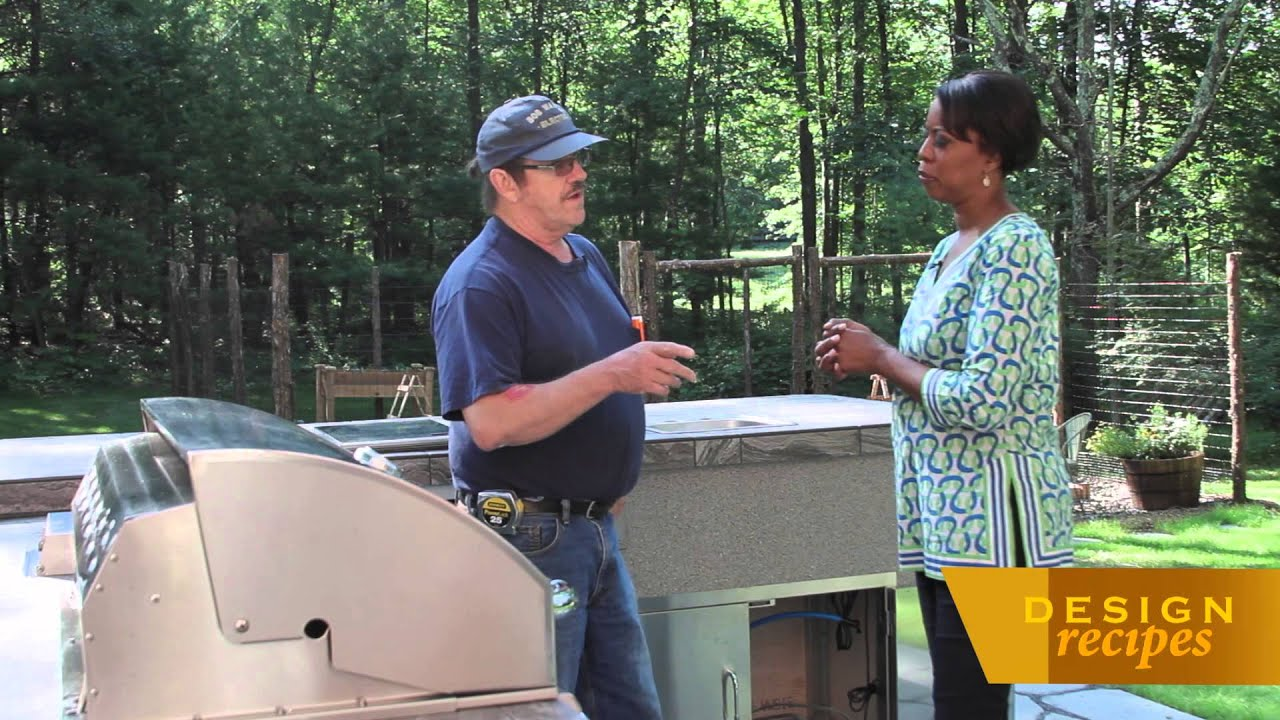 Creating The Ultimate Outdoor Kitchen