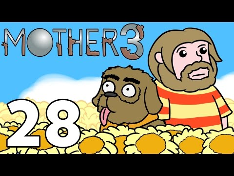 Mother 3 | Let's Play Ep. 28 | Super Beard Bros.