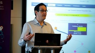 Keynote - David Gerster at IntelliSys 2015 - Using Anomaly Detection to Identify a Minority Class