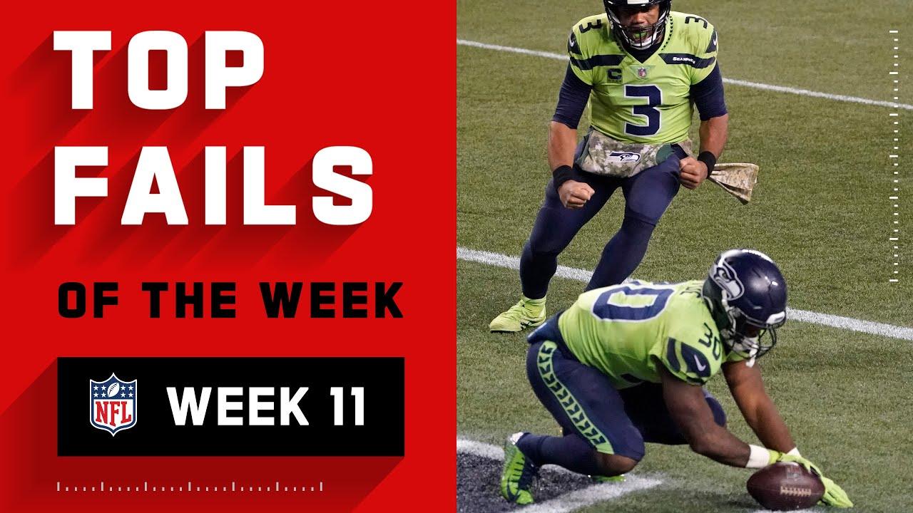 Top Fails of Week 11 | NFL 2020 Highlights