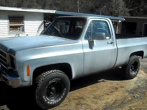 chevy 1980 4x4