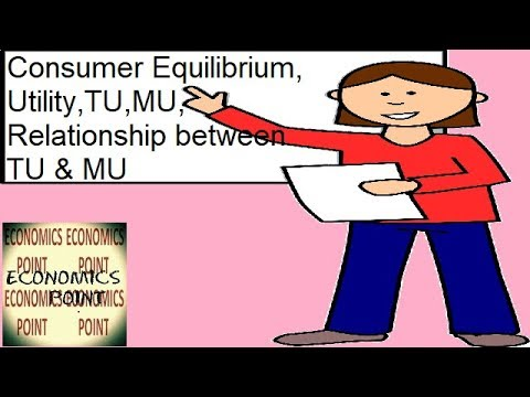 what is total utility in economics