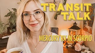 Fix Your Foundation | Mercury Retrograde | Transit Talk
