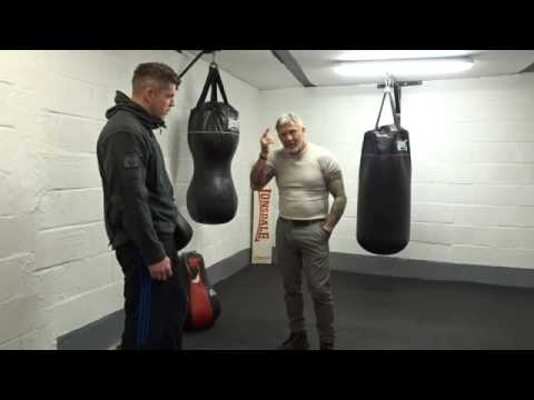 UC   Lee Morrison   Self Protection   Continuous Attack Dynamics