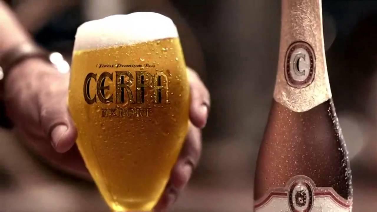 Cerpa Export - Cerveja premium do Brasil - YouTube