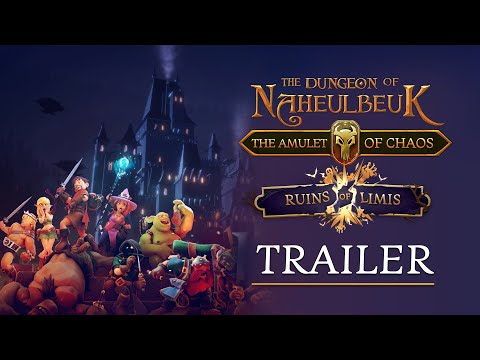 The Dungeon of Naheulbeuk: The Amulet of Chaos - DLC Ruins of Limis - Trailer