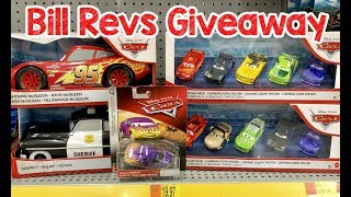 Disney Cars Toy Hunt Adventure - Found New Disney Cars White Box - Went to 3 Targets and 2 Walmarts!