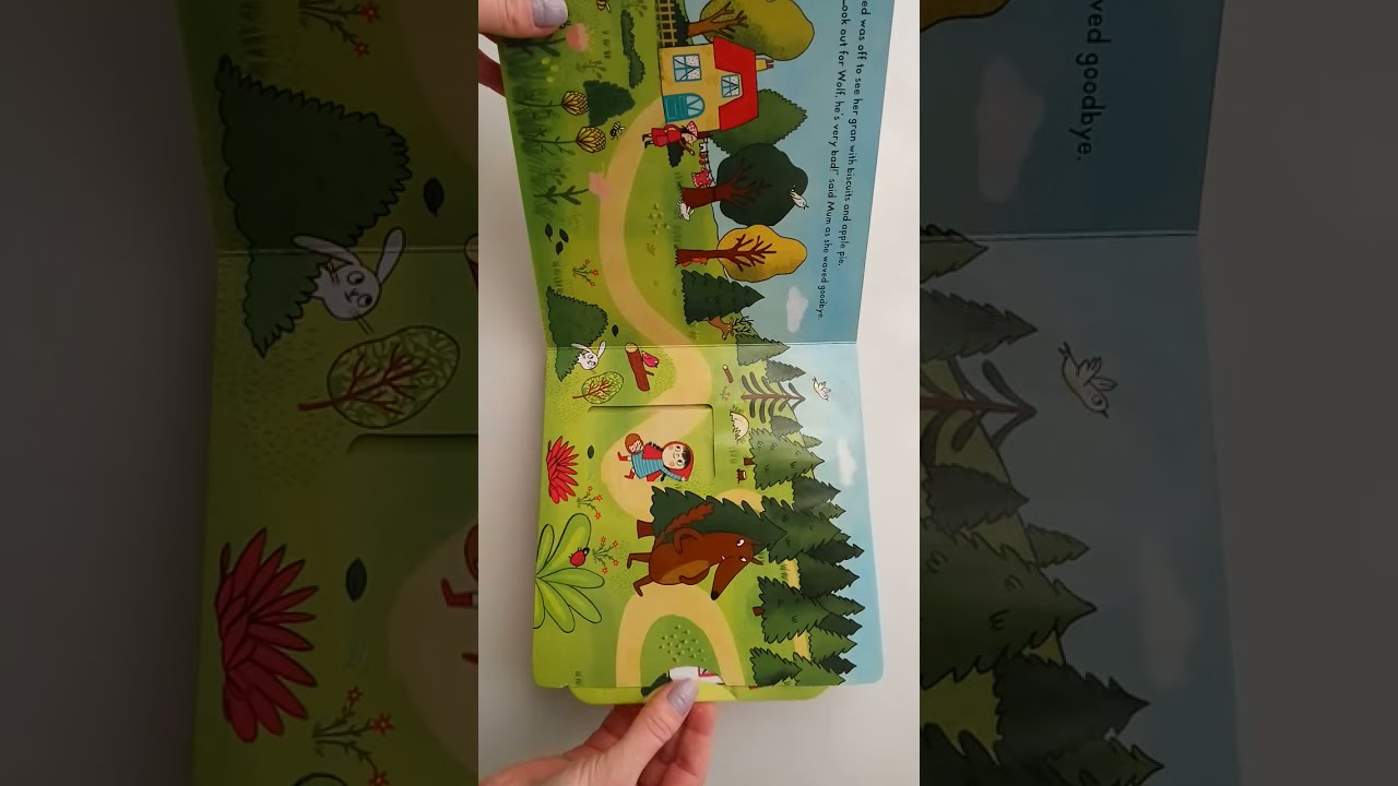 Little Red Riding Hood First Stories Youtube