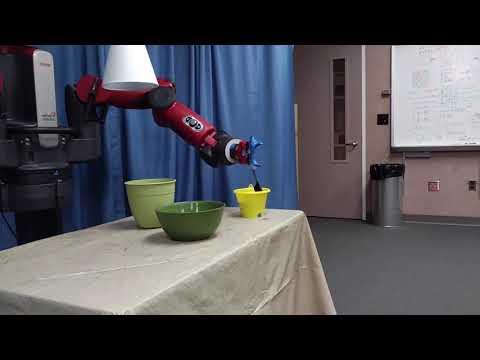 natural language controlled robot(2)
