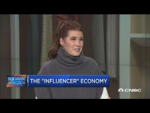 The business behind the 'influencer' economy