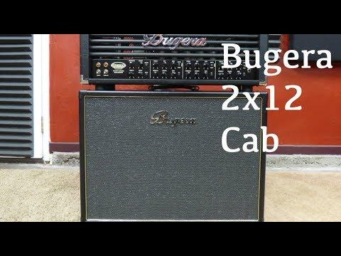 bugera 2x12v bk cabinet demo review youtube. Black Bedroom Furniture Sets. Home Design Ideas