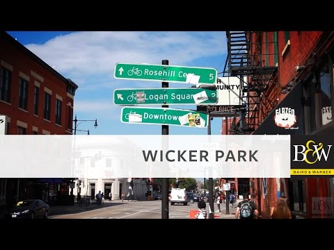 Chicago Neighborhoods - Wicker Park