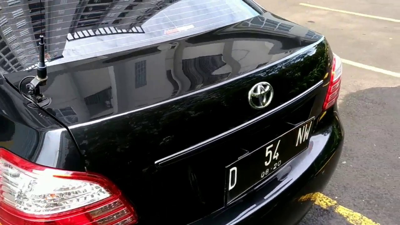 Review Mobil Bekas Toyota Vios G At Facelift 2010 Indonesia Youtube