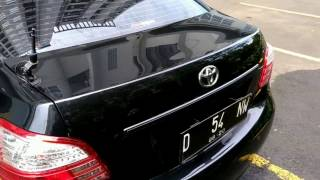 REVIEW mobil bekas: Toyota Vios G AT facelift 2010 - Indonesia