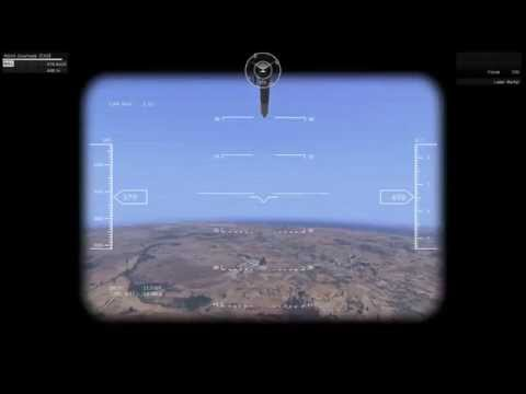 Arma 3 UAV tutorial + bombing a helicopter from 2000m