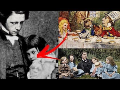 a POLÊMICA vida de Lewis Carroll, o criador de ALICE NO PAÍS DAS MARAVILHAS!