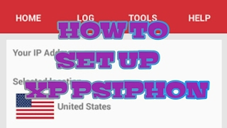 Download lagu HOW TO SET UP XP PSIPHON