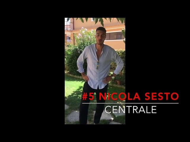 #5 Nicola Sesto