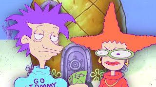 Nickelodeon Smash Bros (Nickelodeon All Stars Brawl animation)