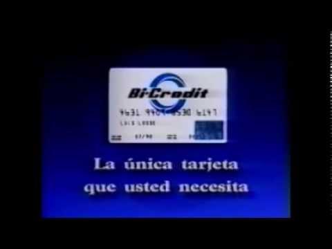 Bi-Credit - Guatemala - 1989