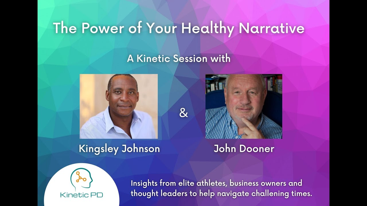 The Power of Your Healthy Narrative
