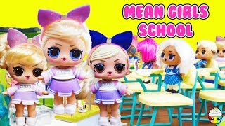 Mean Girls School Block Party BB & Bro New School Bullies
