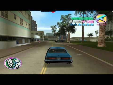 GTA Vice City Прохождение - Миссия 39 - Нет выхода?