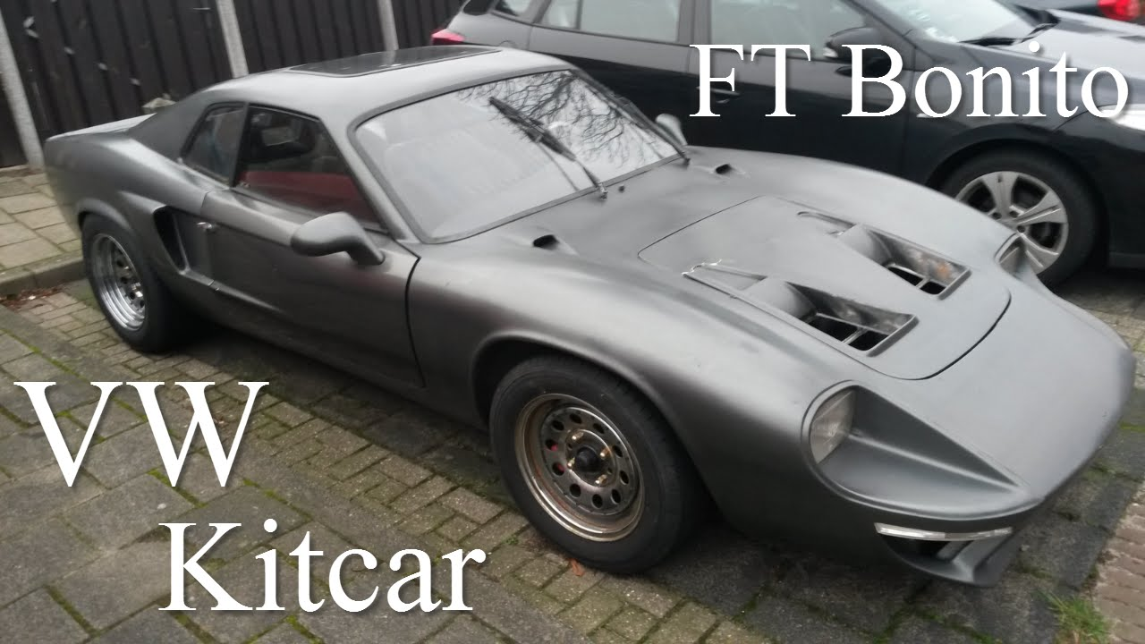 Classic Fiberfab Ft Bonito Vw Beetle Kit Car Chassis Cheap Gt40