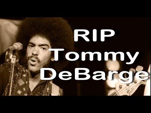 Tommy DeBarge of Switch, DeBarge Siblings Dead at 64