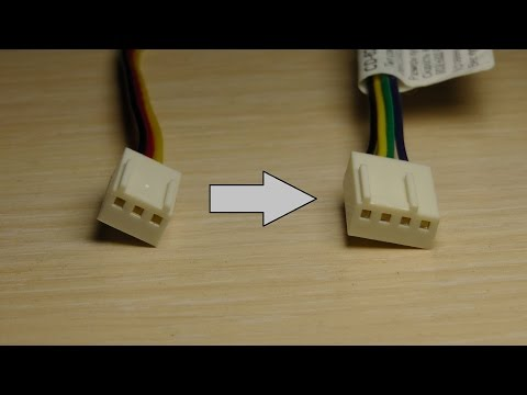 Доработка 2- и 3-pin вентиляторов до PWM (ШИМ)