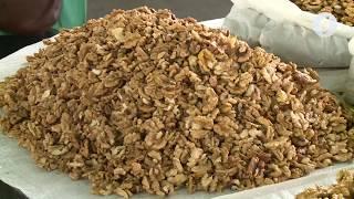 Грецкие орехи: актуально и полезно / Утренний эфир