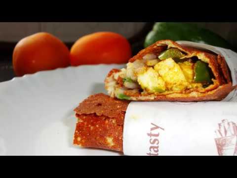 Keto Magic Roll | Keto Kathi Roll |Keto Burrito Wrap