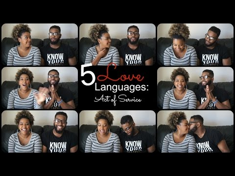 5 Love Languages: Acts of Service