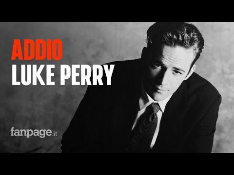 Morto Luke Perry