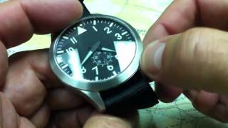 Maratac Pilot Watch